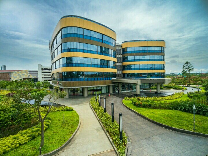 MyRepublik Plaza - (Green Office Park 6)